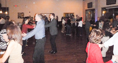 West Coast Swing party at Riverview Bistro in Stratford, CT
