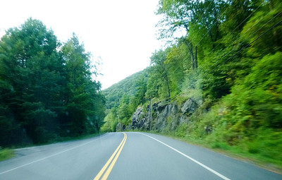 Driving to Vermont Swing Dance Championships 2013